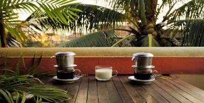 Wietnam, czyli kawa z mleczkiem