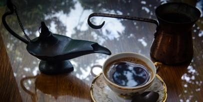 W czym kipi kawa?