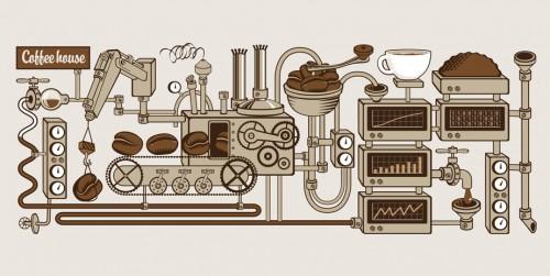 Kawa molekularna