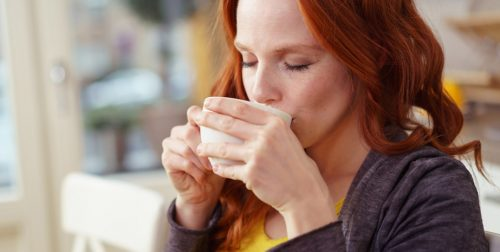 Koło smaków kawy