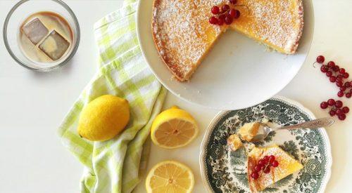 Frappé Velluto i Słoneczna tarta
