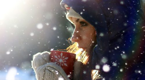 Witamy Zimę!
