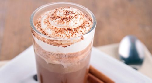 Kawa na osłodę