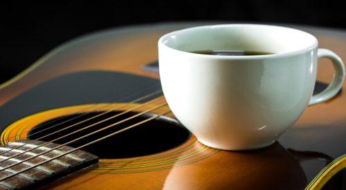 Kawa w muzyce