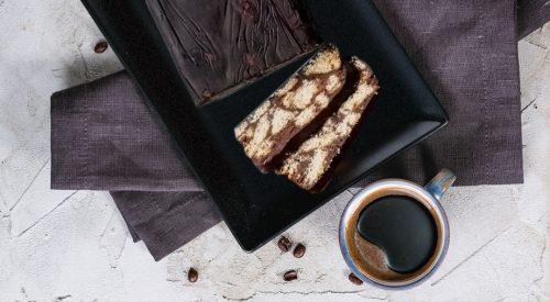 Wyśmienity blok czekoladowy