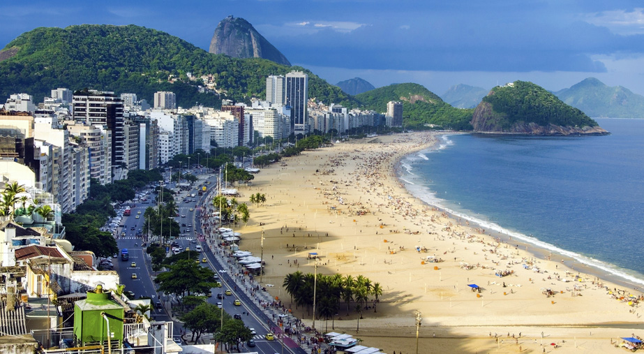 Copa, Copacabana