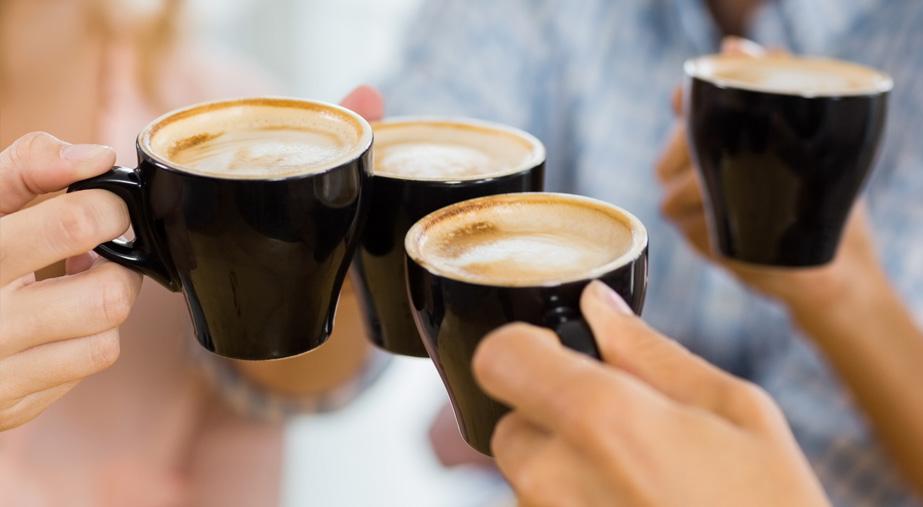 Filiżankę kawy?