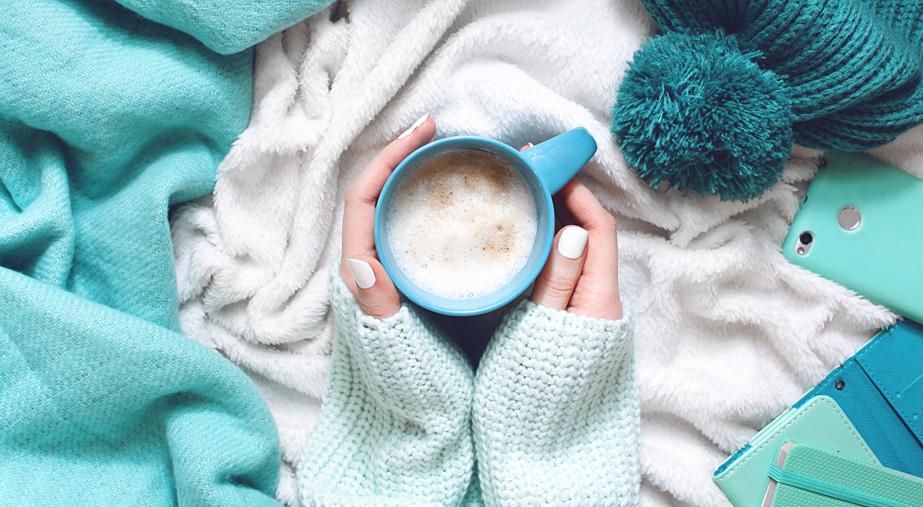 Kawa na zimowe humory