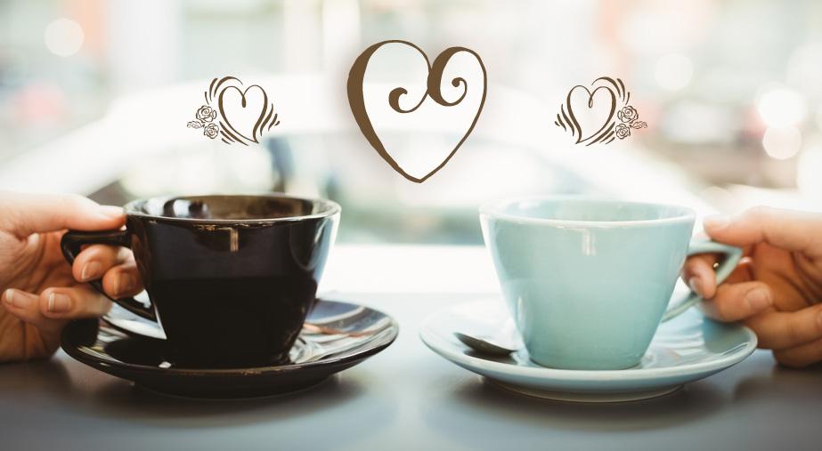Dla zakochanych – w kawie i nie tylko!