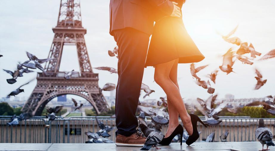 Ach, ten Paryż!