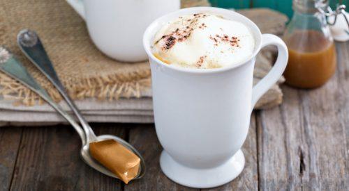 Kawa karmelkowa