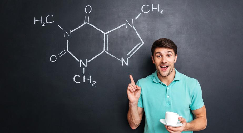 Kofeina w roślinach