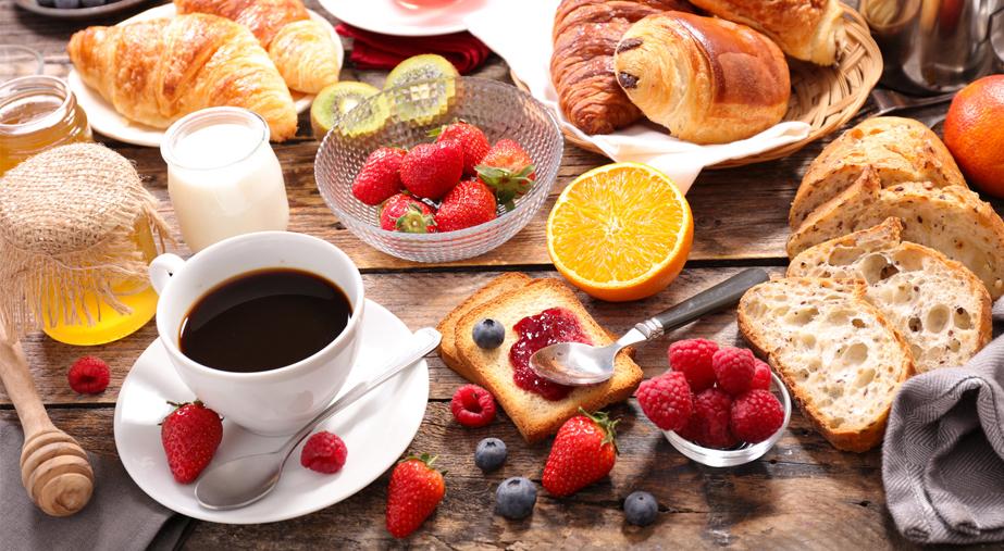 Śniadanie? Poproszę kawę!
