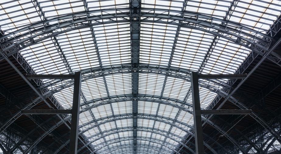Największy dworzec w Europie