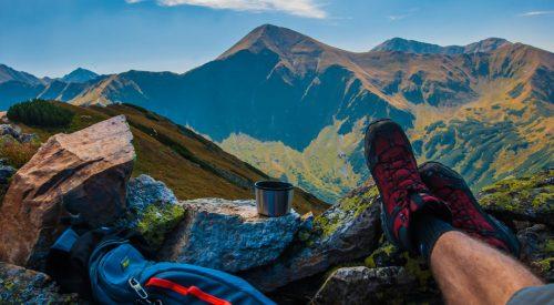 Kawa w Tatrach