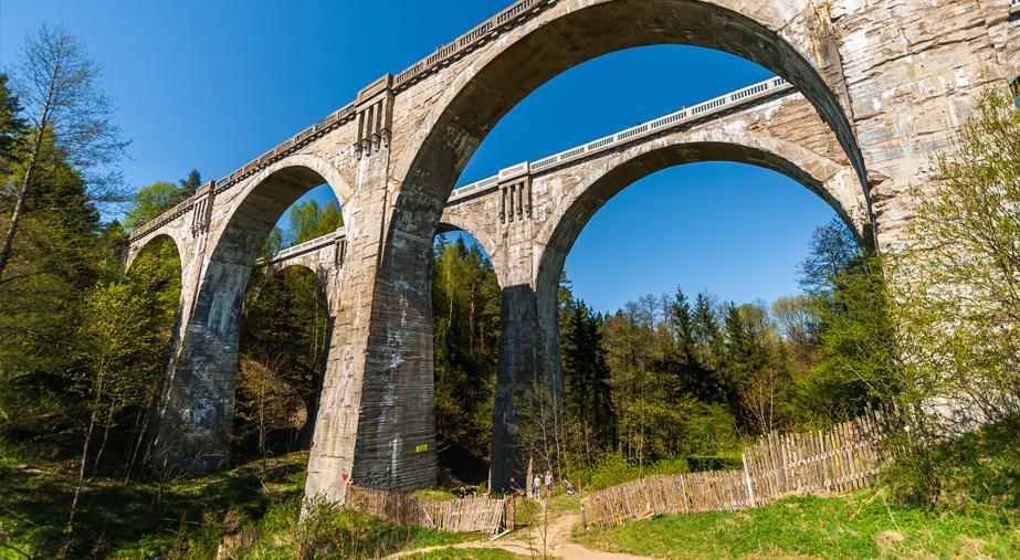 Mazurskie akwedukty