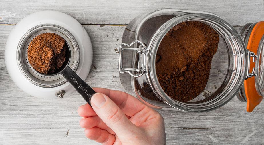 Kawa i jej przechowywanie
