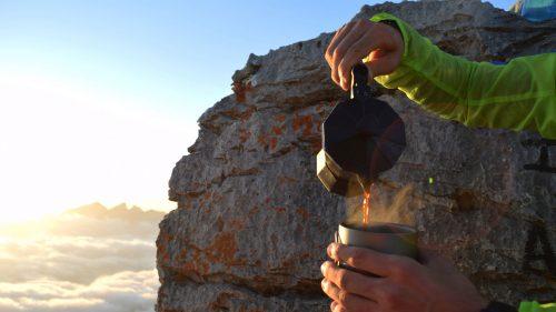 Kawa w Karkonoszach
