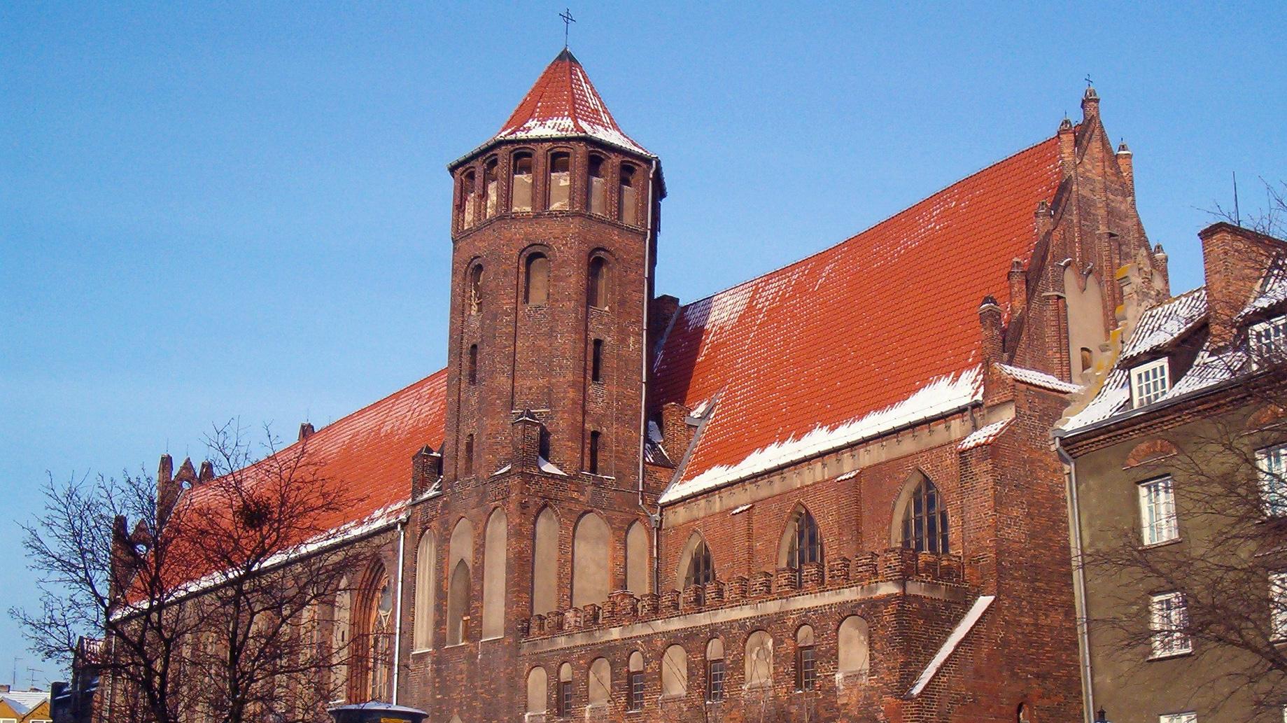Gdańsk czy Piza?