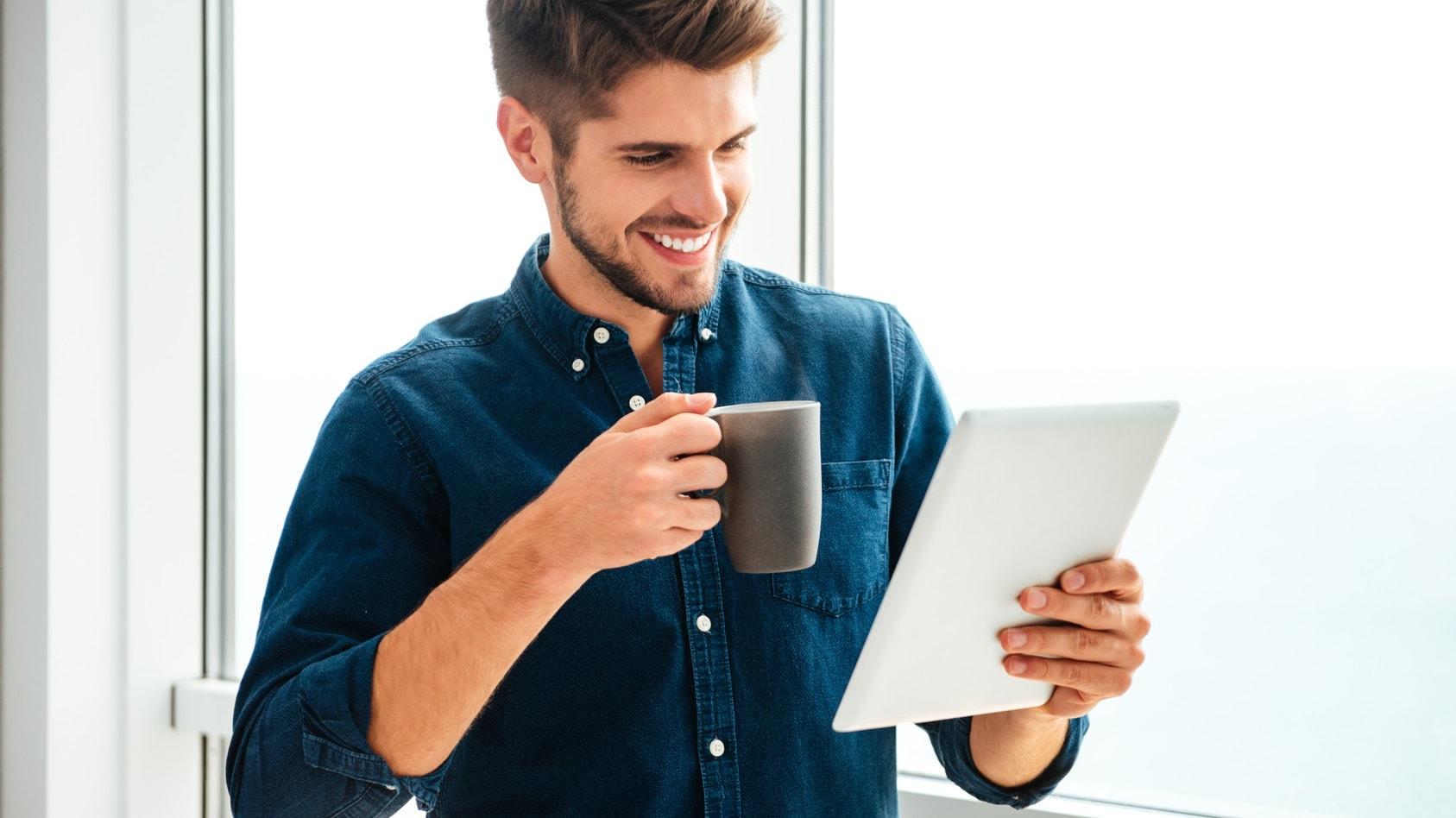 Popraw swoją koncentrację dzięki filiżance kawy!