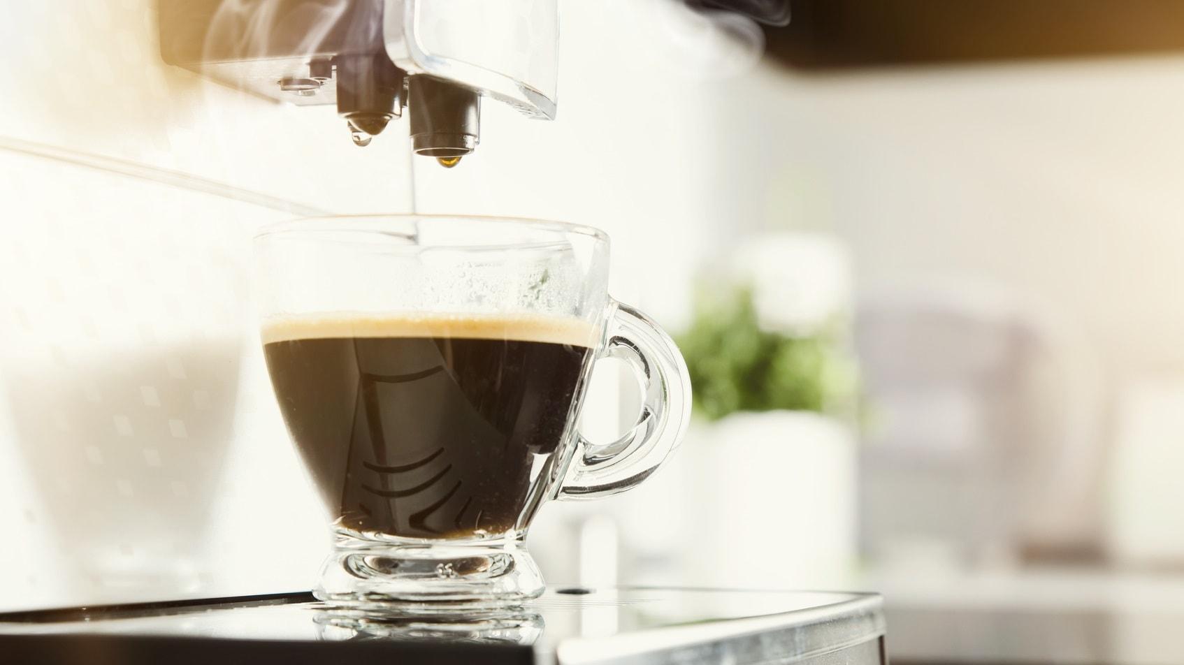 Przedłużone espresso