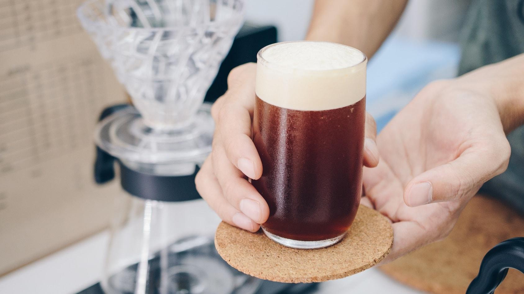 Nitro kawa