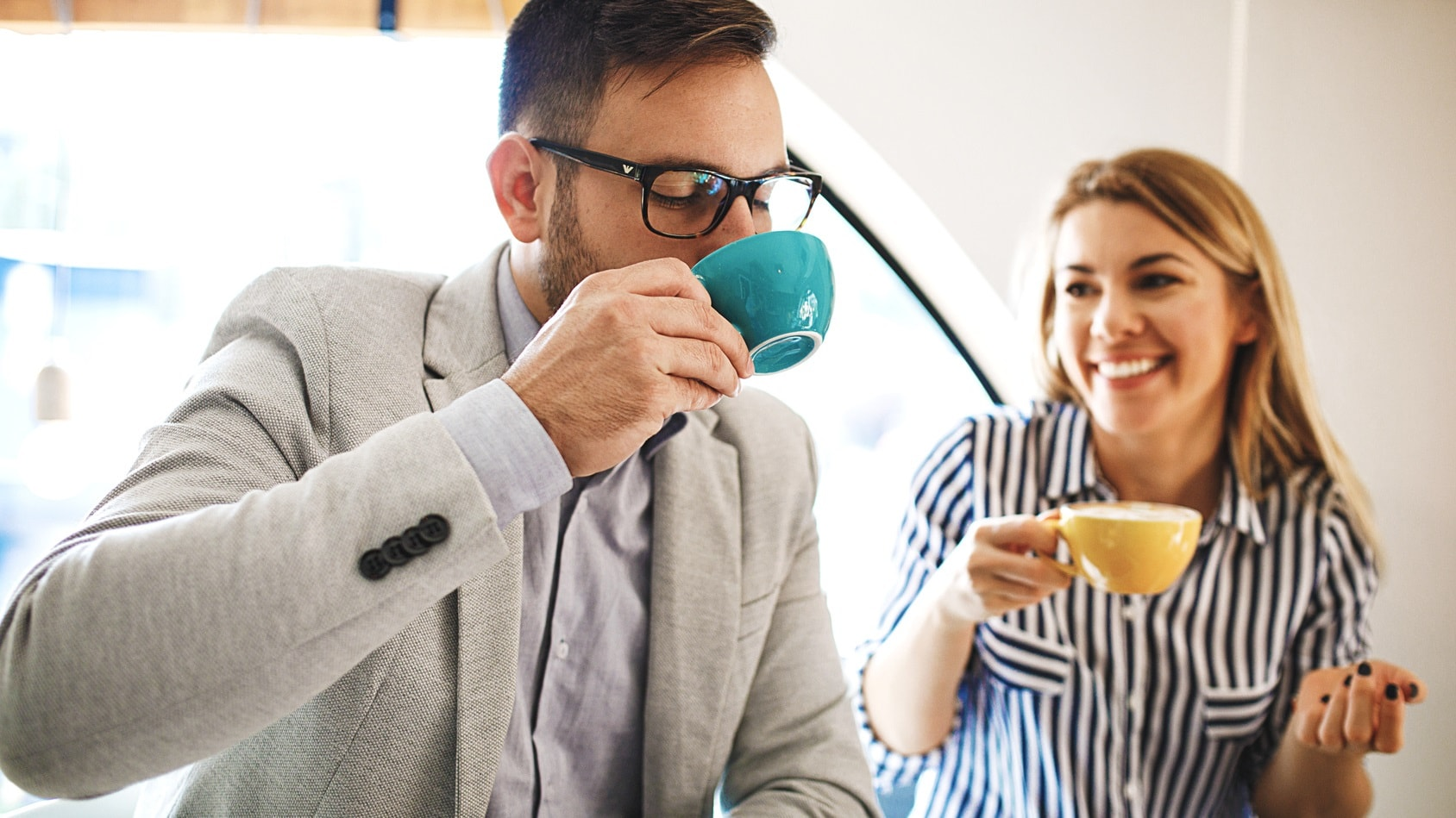 Kup kawę nieznajomemu