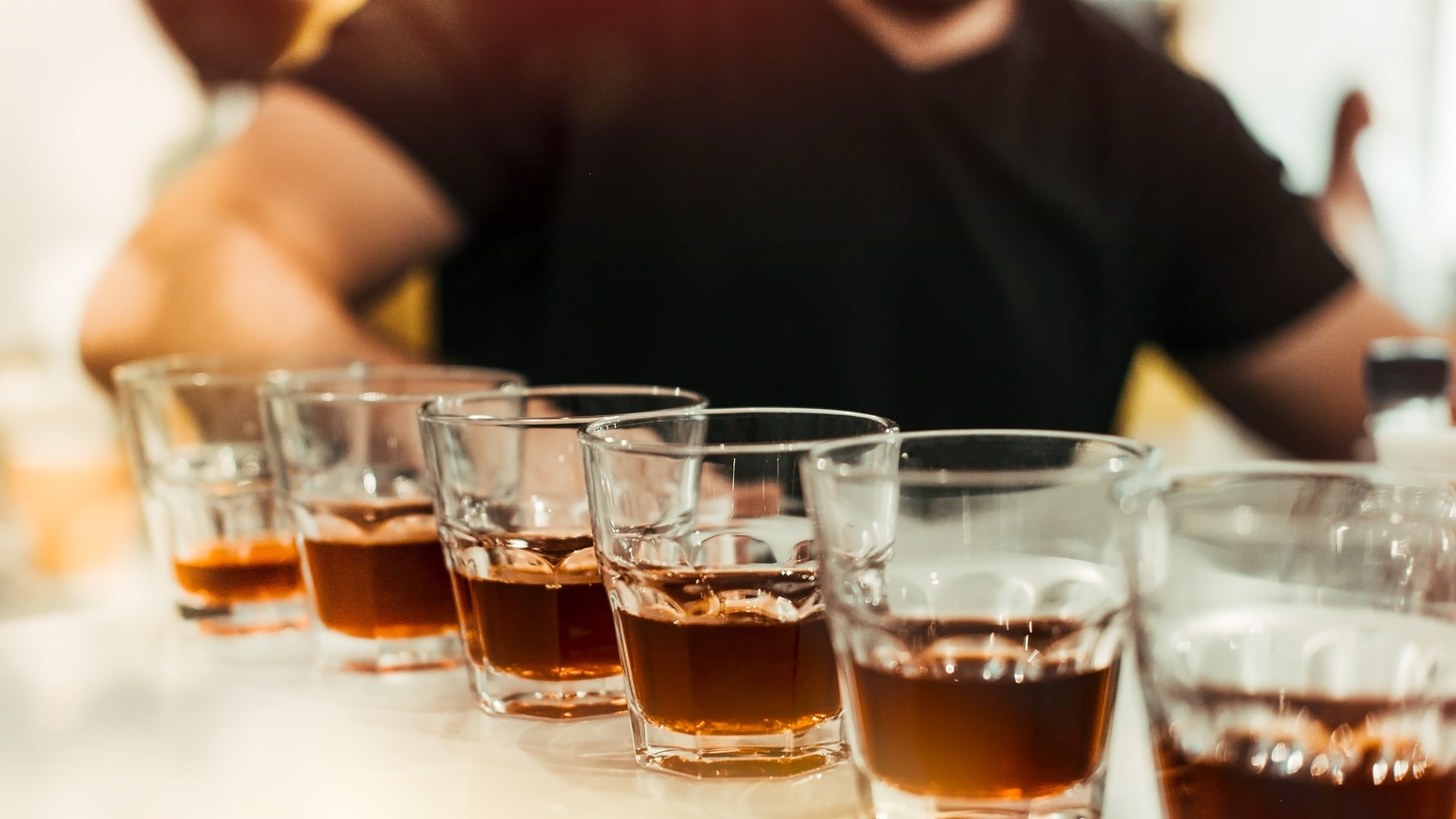 Cupping – profesjonalna degustacja kawy