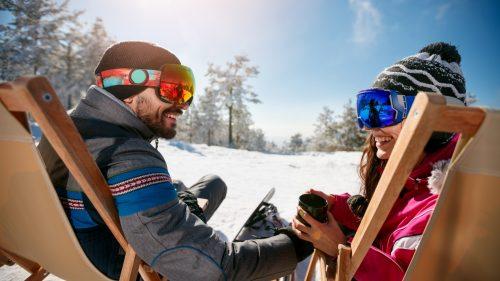 Kawa na nartach