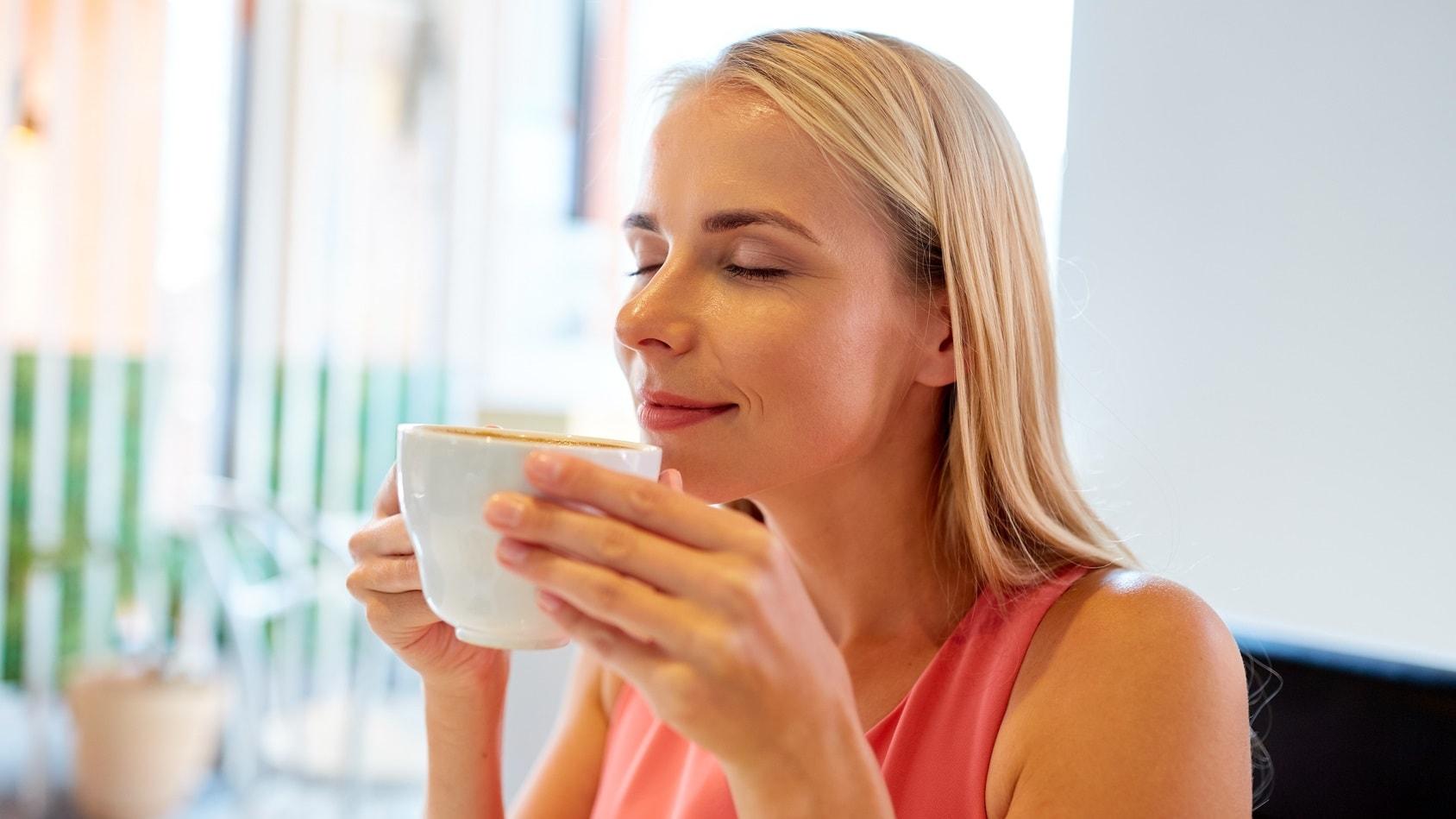 Jak pachnie kawa?