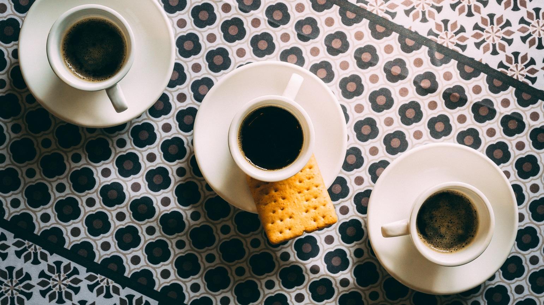 Co do kawy?