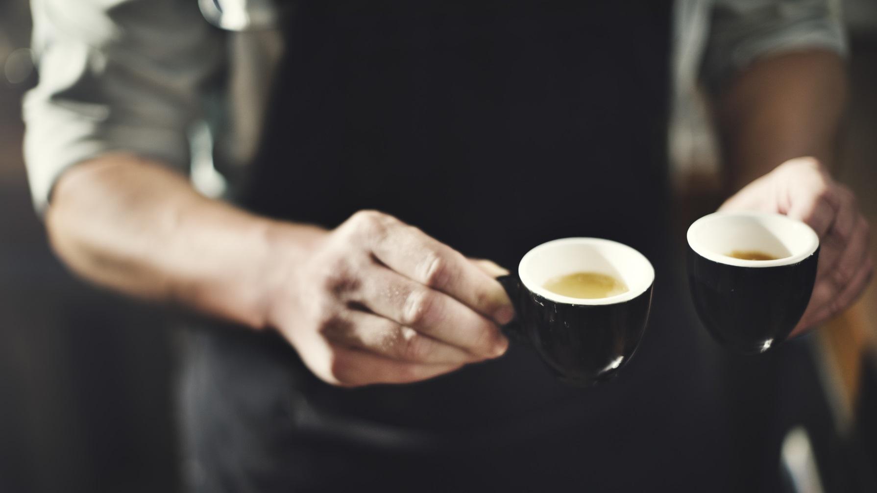 Coraz więcej kawy!