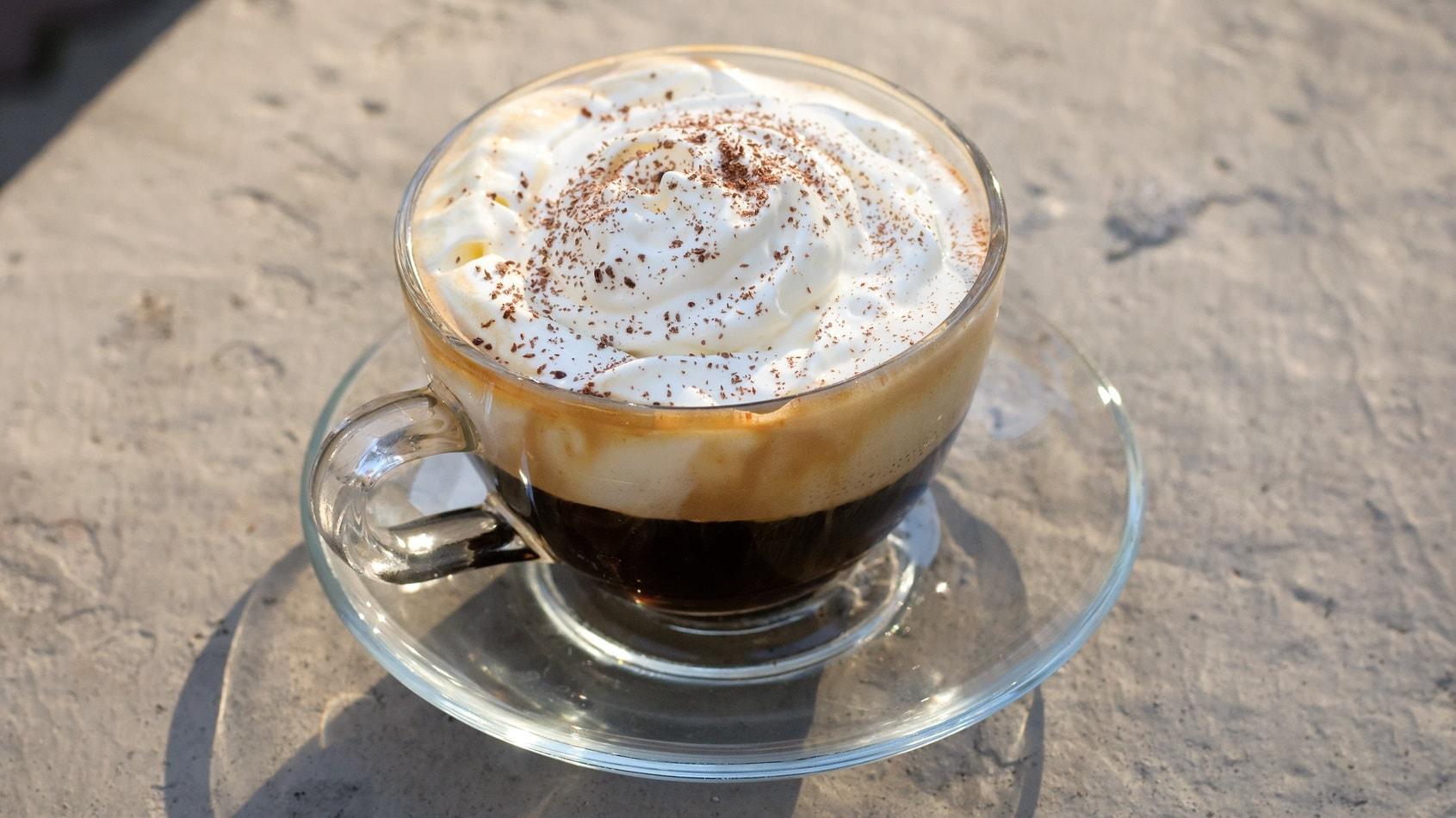 Espresso  Con Panna – to jest pyszne!