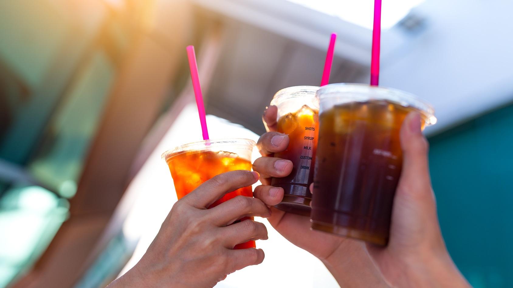 Ice coffee vs cold brew