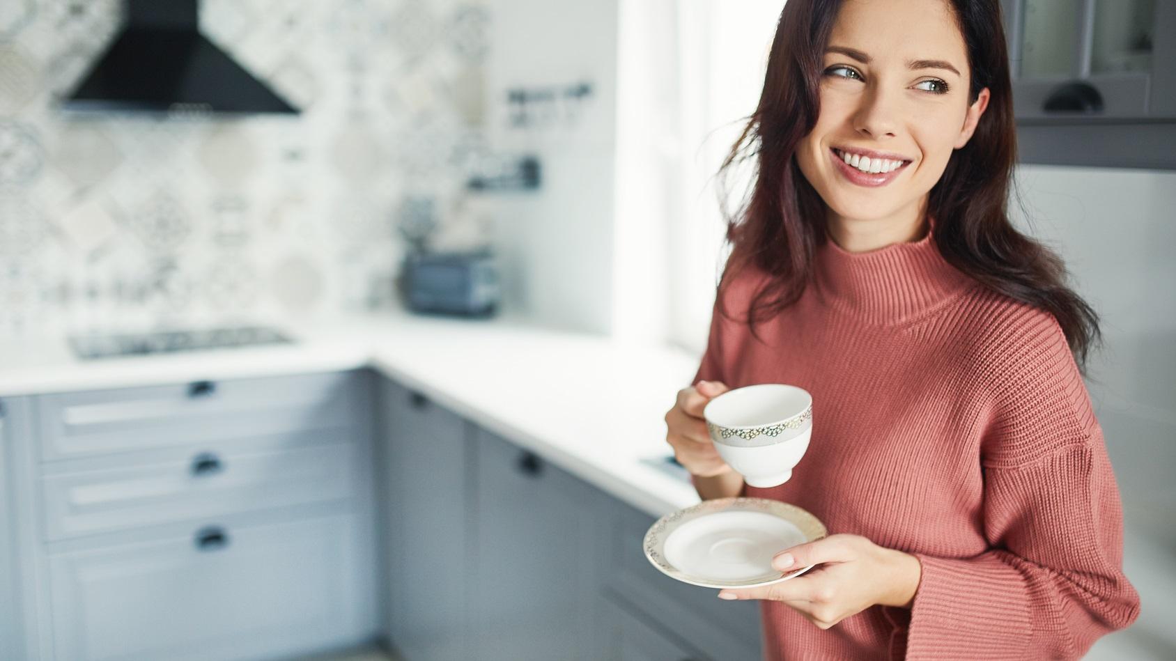 Kawa po obiedzie