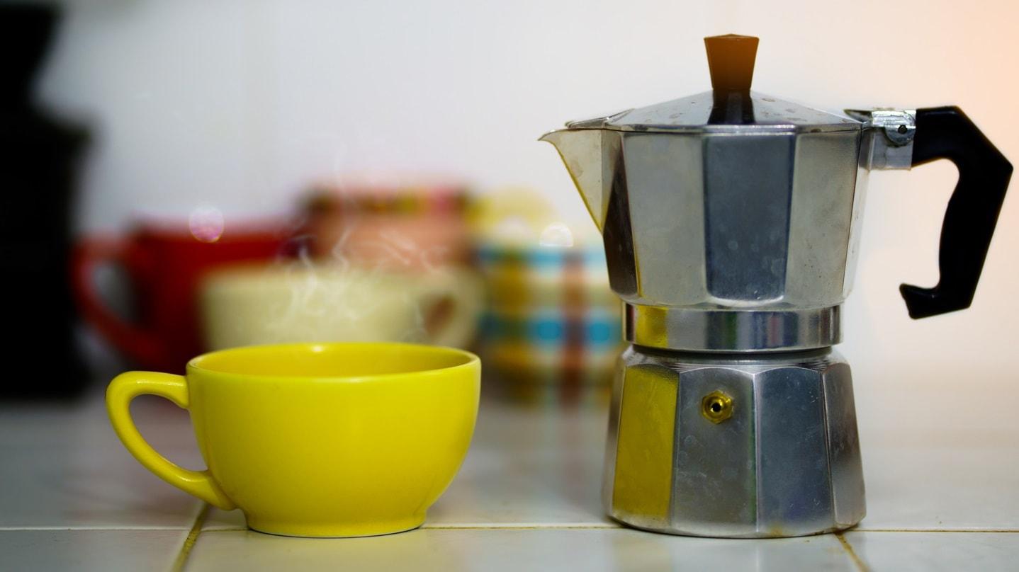Jak czyścić kawiarkę?
