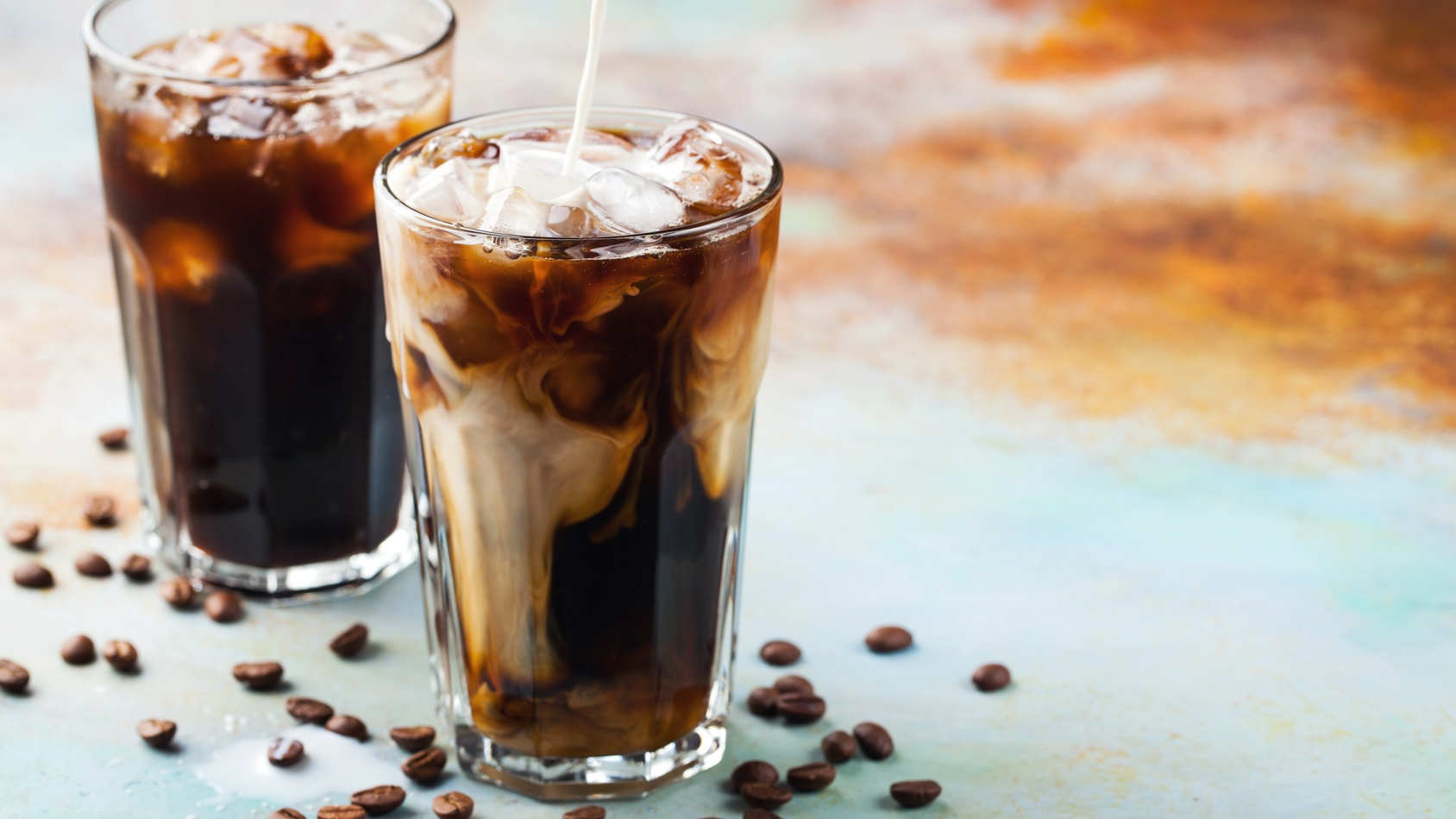 Kawa, kawa dla ochłody!