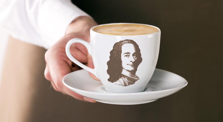 Jaką kawę nazywamy kawą Woltera?