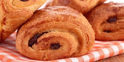 Ciasteczka francuskie z konfiturą