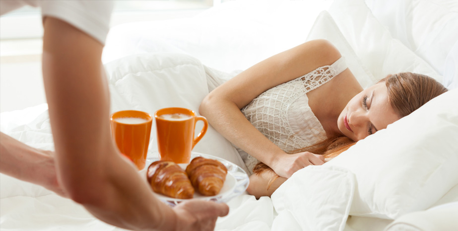 Kawa rządzi od rana