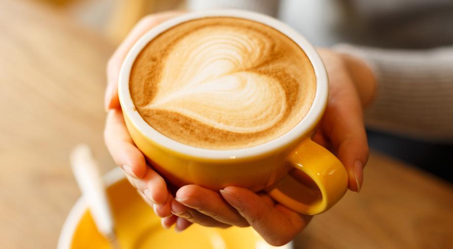 Kawa powinna być jak miłość – gorąca i mocna!