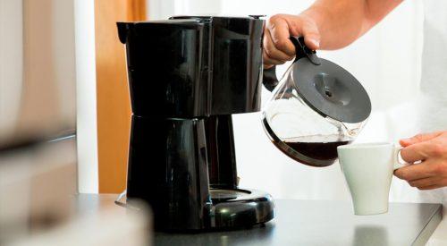 Sposób na kawę: EKSPRES PRZELEWOWY