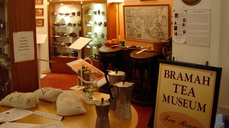 Kto założył pierwsze muzeum kawy?